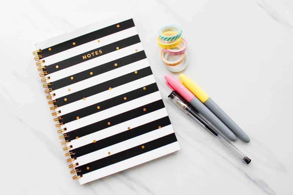 The best bullet journal weekly spread ideas to log your weekly entries