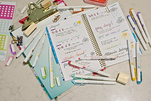 Best Bullet Journal Supplies for any budget and artistic level