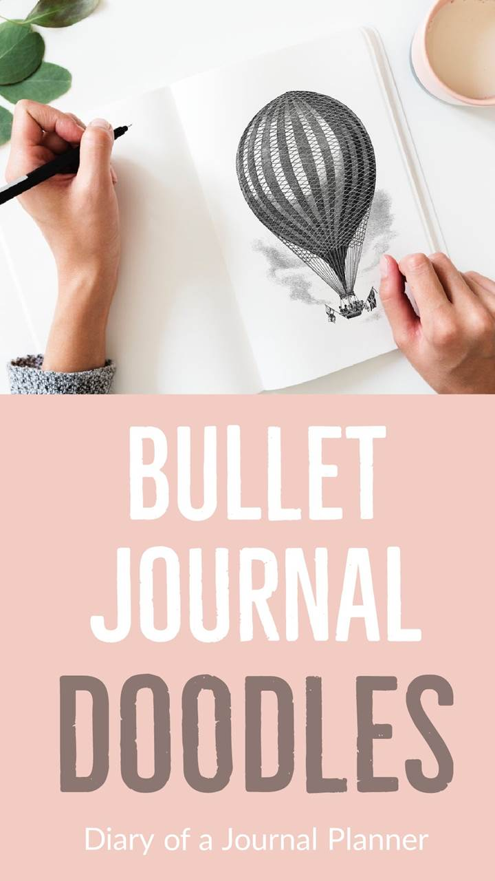 Bullet journal doodles to create on your bujo