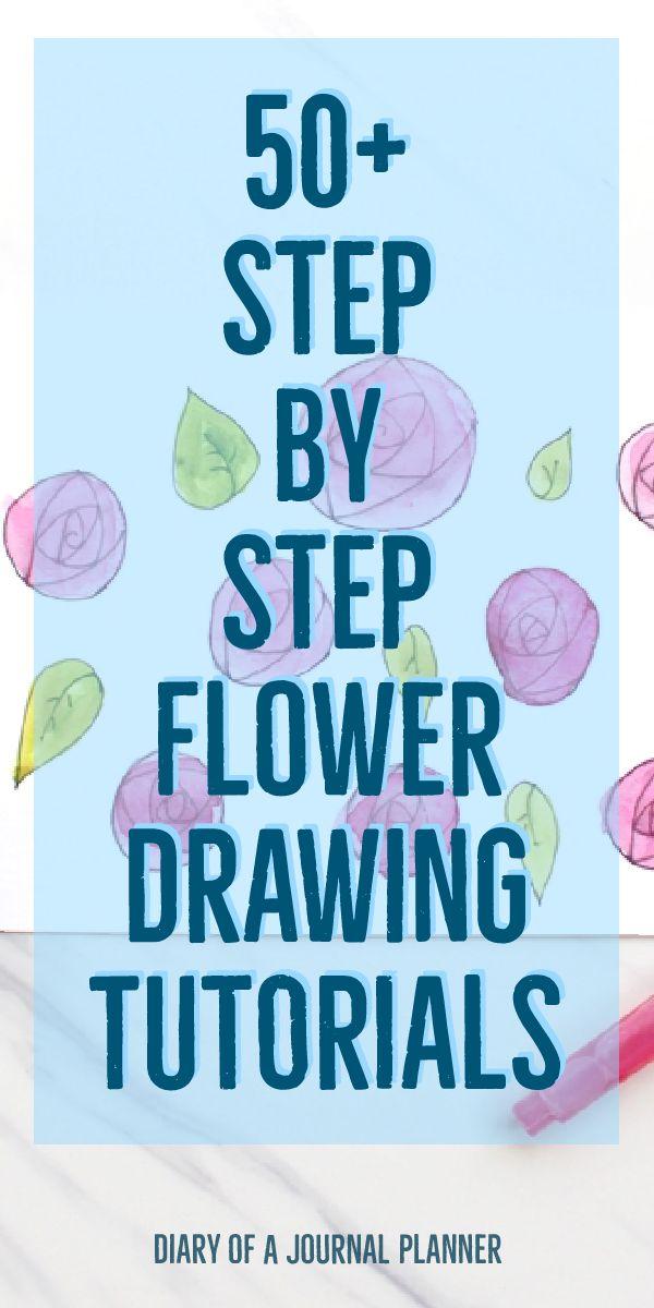 best floral doodles