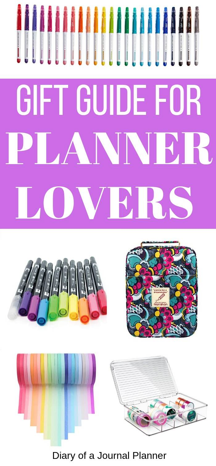 Th egreatest gifts to give a planner lover