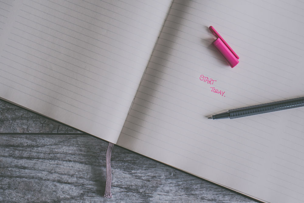 How to Set Goals and Achieve Them: Goal Setting With A Bullet Journal