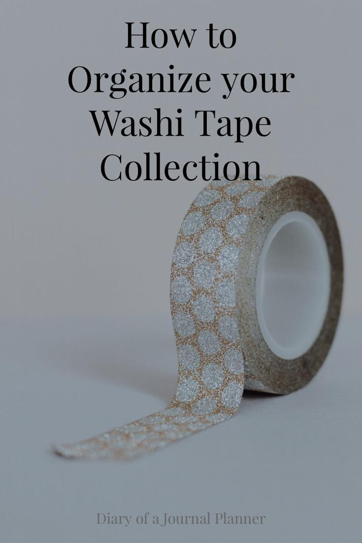 Amazing organizing washi tape ideas, diy and store products. Learn how to organize your washi tape collection.