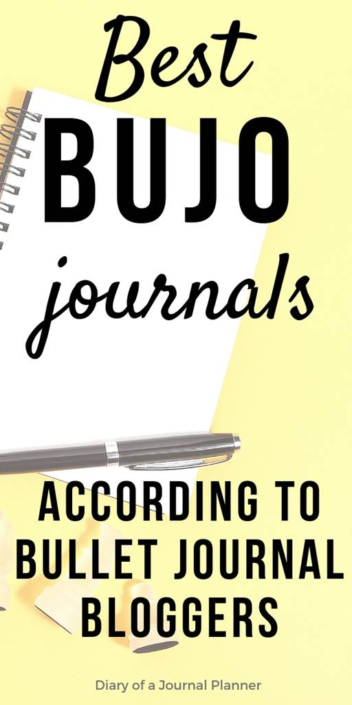 Check out the best bullet journal notebook products to help you with your planner organization, goal settings, monthly calendars, inspiration and more.