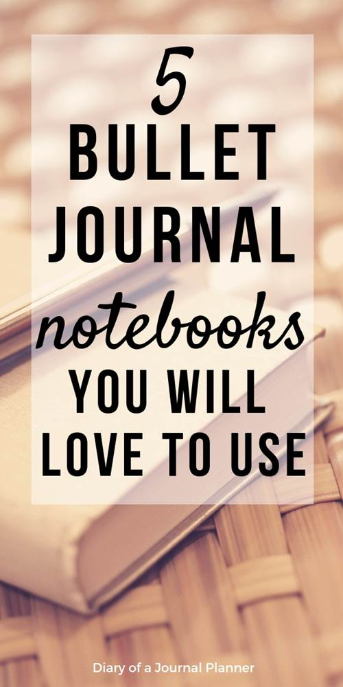 Need a bullet journal notebook? Check out this comparison list from bujo bloggers based on writing paper quality, price, layout, organisation and more.