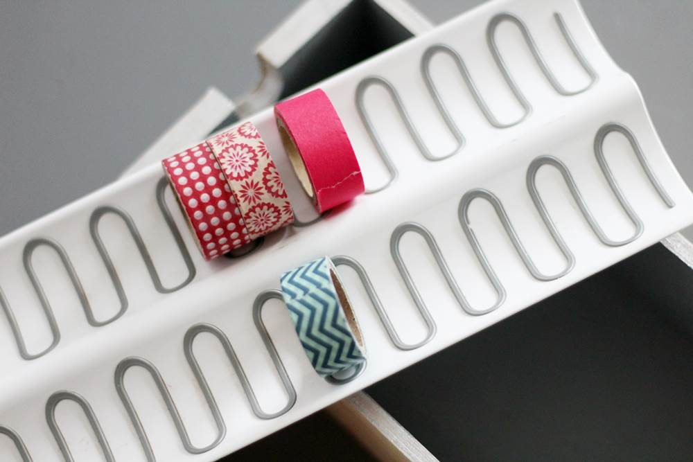 diy stationery organiser