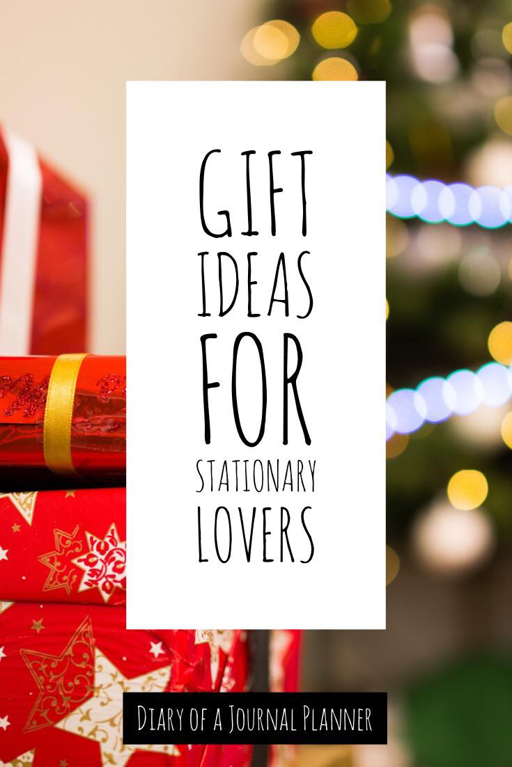 gift ideas for stationery lovers