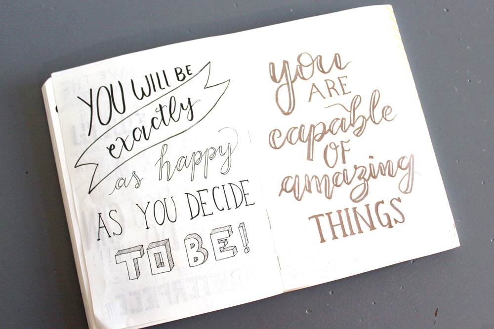 Vision board affirmation quotes