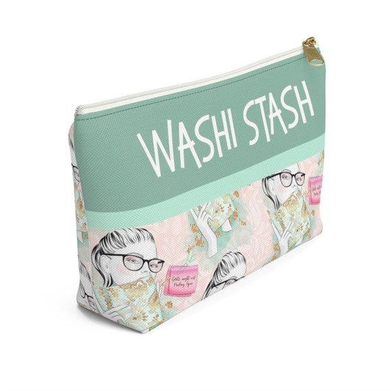 bag for wash tape