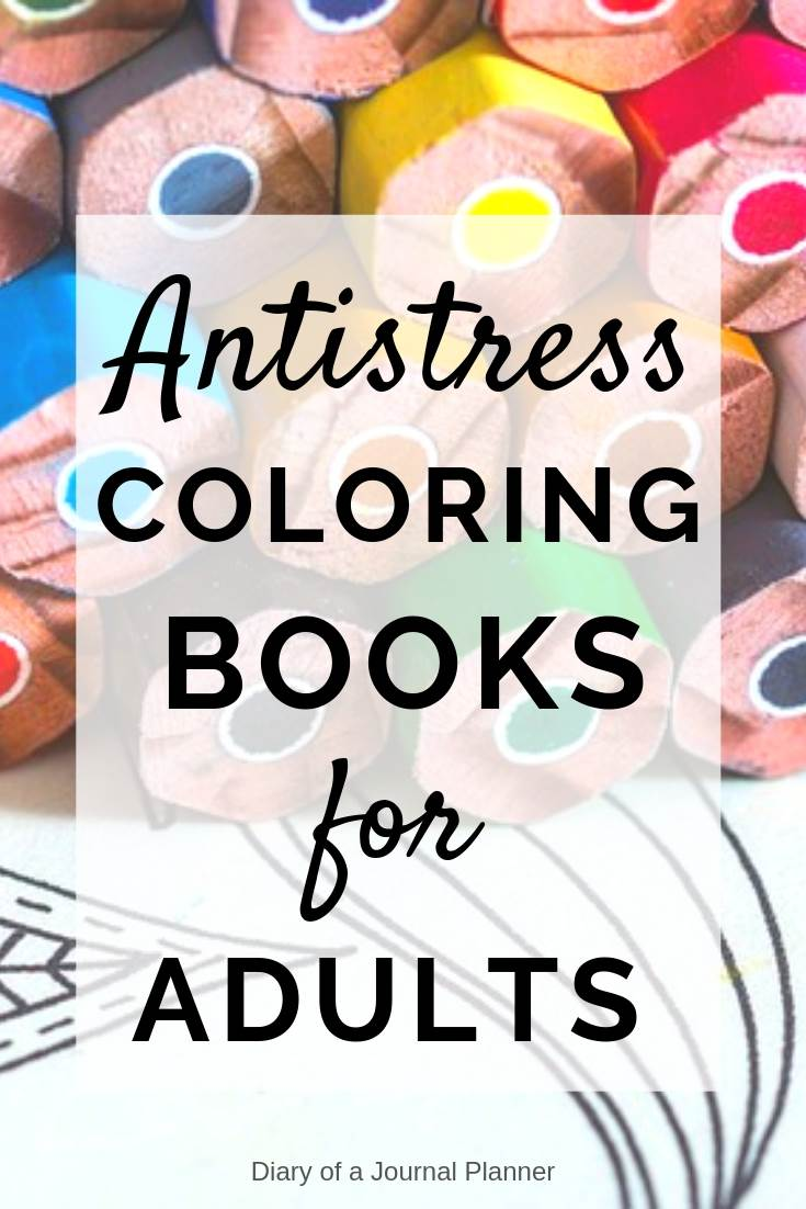 Ideas and inspiration for you to choose the best coloring books for adults.