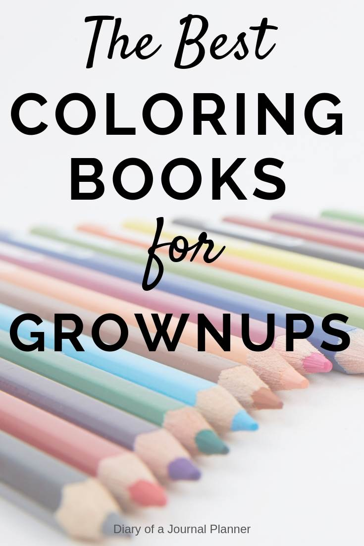 The best adult coloring books for Art Therapy including Fantasy coloring book, Secret Gardens, Enchanted Forest, Disney, animals, and flower coloring books on Amazon.