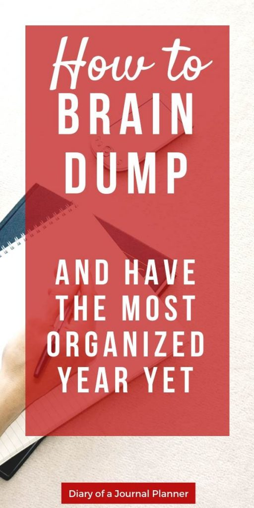 How to do an effective brain dump in your planner. Find everything you need to know about brain dumps and how to put your thoughts in your journal page, either in word or doodle form.