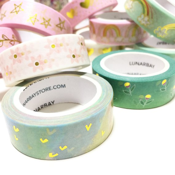 washi tape shops