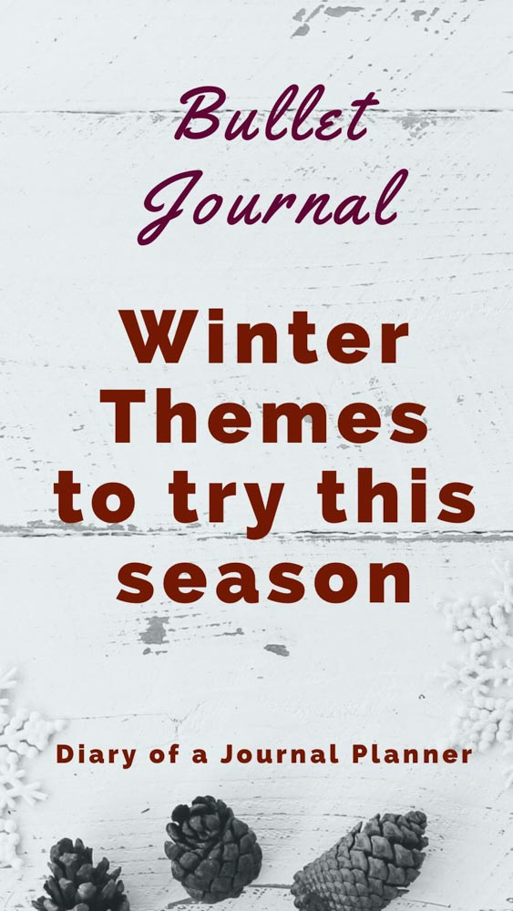 Want to create a gorgeous winter theme Bullet Journal? Find winter doodles, Winter Bullet Journal spreads and more.