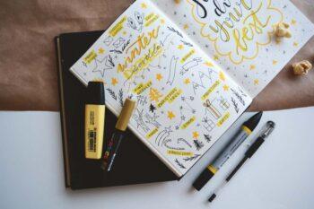 Winter Bullet Journal Ideas