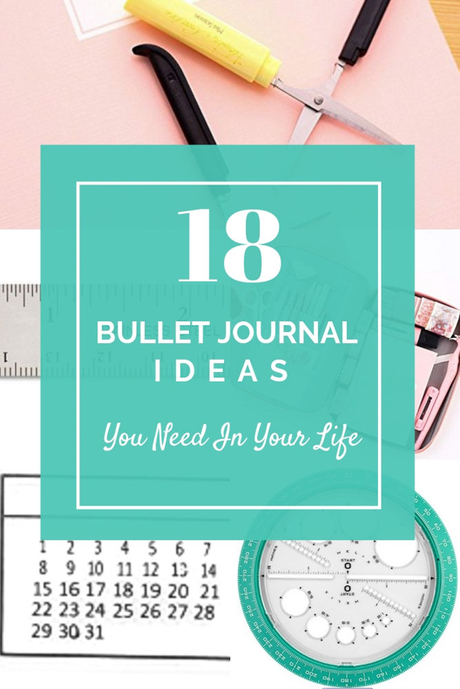 Get the best Bullet Journal accessories to make you bujo layouts amazing. #bulletjournal #bulletjournalideas #bulletjournalaccessories #bujoaccessories #bulletjournalsupplies
