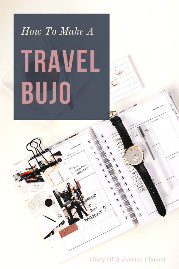 Get organized for your next vacation with these brilliant Travel Bullet Journal Ideas. From Packing Lists to Travel Fund savings #travelbulletjournal #travelbulletjournalideas #travelbulletjournallayout #travelbulletjournalpages #travelbulletjournaldoodles #bulletjournal #bujo #bulletjournalideas #bujoideas