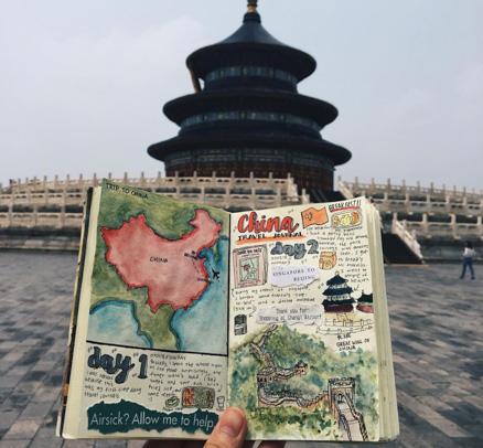 best travel journal