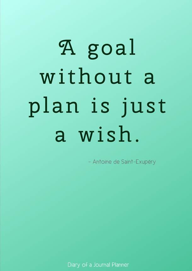 A goal without a plan is just a wish. #quotes #quote #quoteoftheday #quotestoliveby #quotesinspirational #planningquotes #motivationalquotes #motivationalquotes #inspirationquotes #inspirationalquotes #planning #planners #bujo #bulletjournal