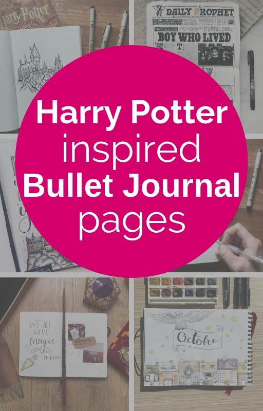 Harry Potter bullet journal spreads that will make your Harry Potter Journal even cooler! #harrypotter #bulletjournal #bulletjournalideas #bulletjournalspread #bulletjournaling #bulletjournalinspiration #bujo #bujojunkies #bujolove #bujoinspire #bujocommunity #bulletjournaljunkies #bujoideas #bujoinspiration #planner #planneraddict #plannergirl #plannerideas #plannerpages