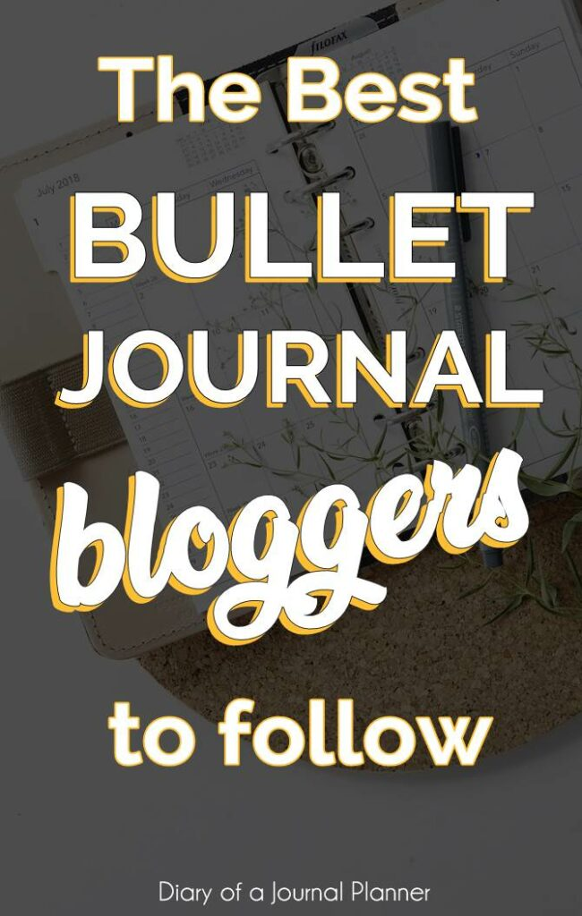 A comprehensive list of Bullet Journal Bloggers that you will want to follow this year. This bujo expert blogs are full or journaling resources such as how to start a bullet journal, bullet journal doodles, notebook productivity, printables and more. Check the post for more planner and bujo inspiration. #bujo #bulletjournal #bulletjournaltips #bulletjournalhacks #bujohacks #bujobloggers #bulletjournalbloggers #plannerbloggers
