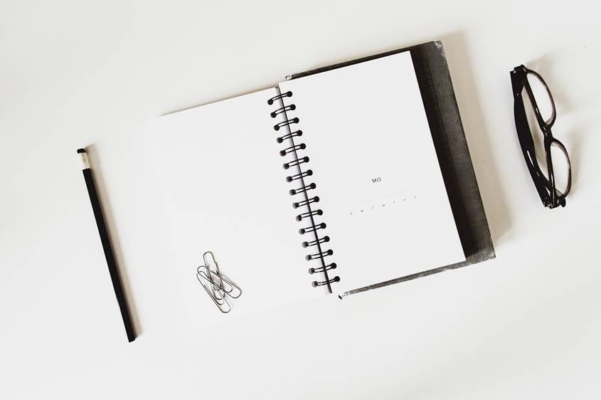 minimalist bullet journaling blogs