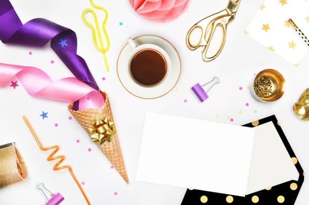 Birthday spread ideas