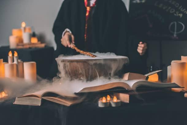 harry potter journal ideas