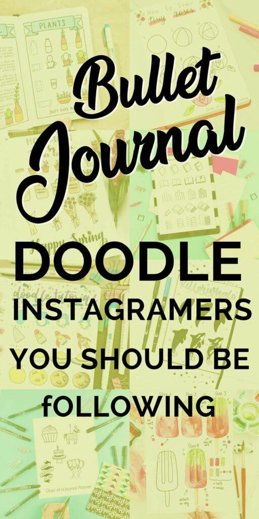 Instagram doodle accounts
