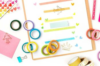 the best washi tape storage ideas