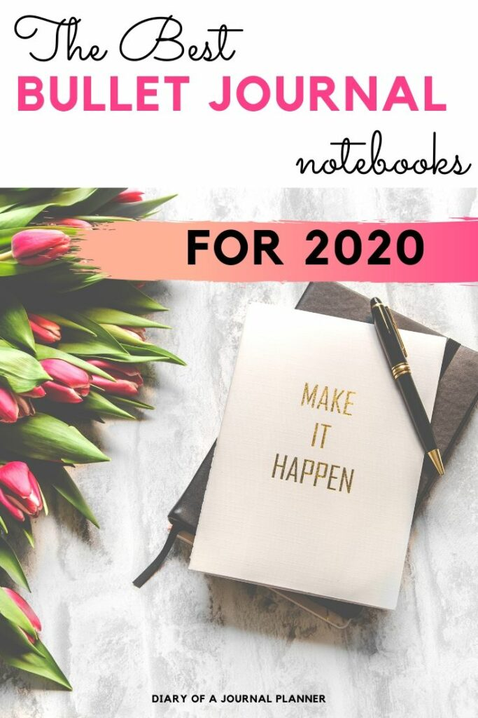 Which notebooks do you use for bullet journaling? Check out the best bullet journal notebooks, bullet journal notebooks products, bullet journal notebooks best #bulletjournal #bujo