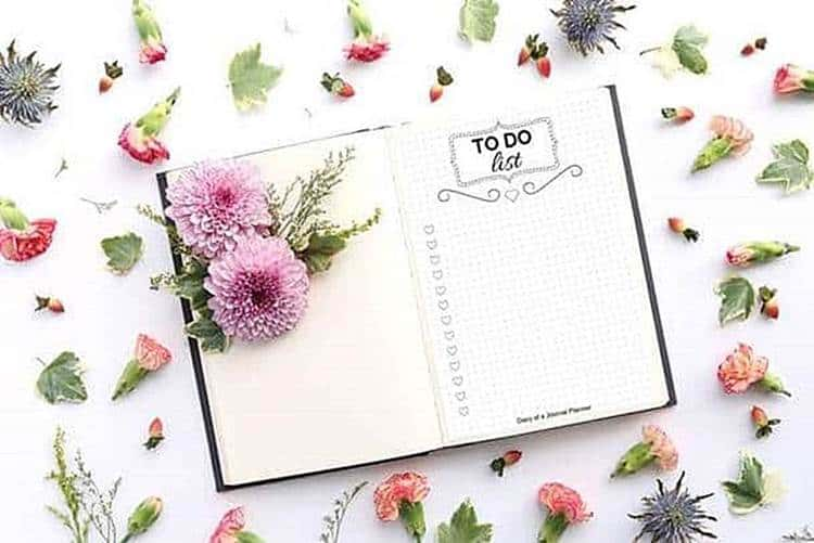 picture about Printable Bullet Journal Paper named 15+ Extensively Free of charge Bullet Magazine Printable Towards Set up Your Daily life