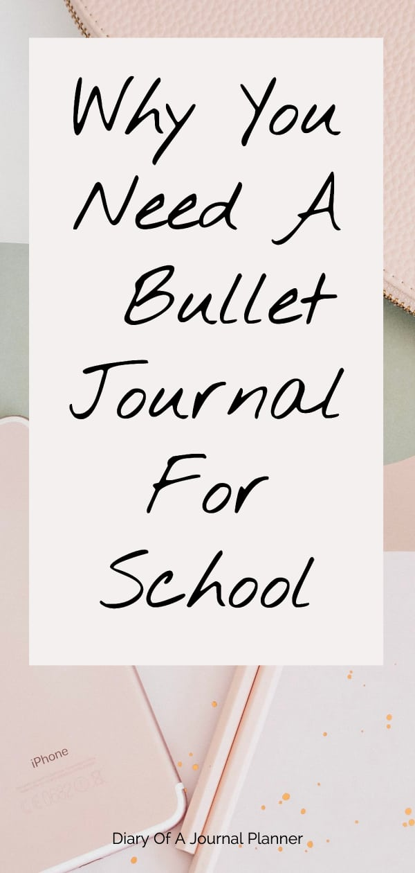 Bullet Journal Layouts For Study
