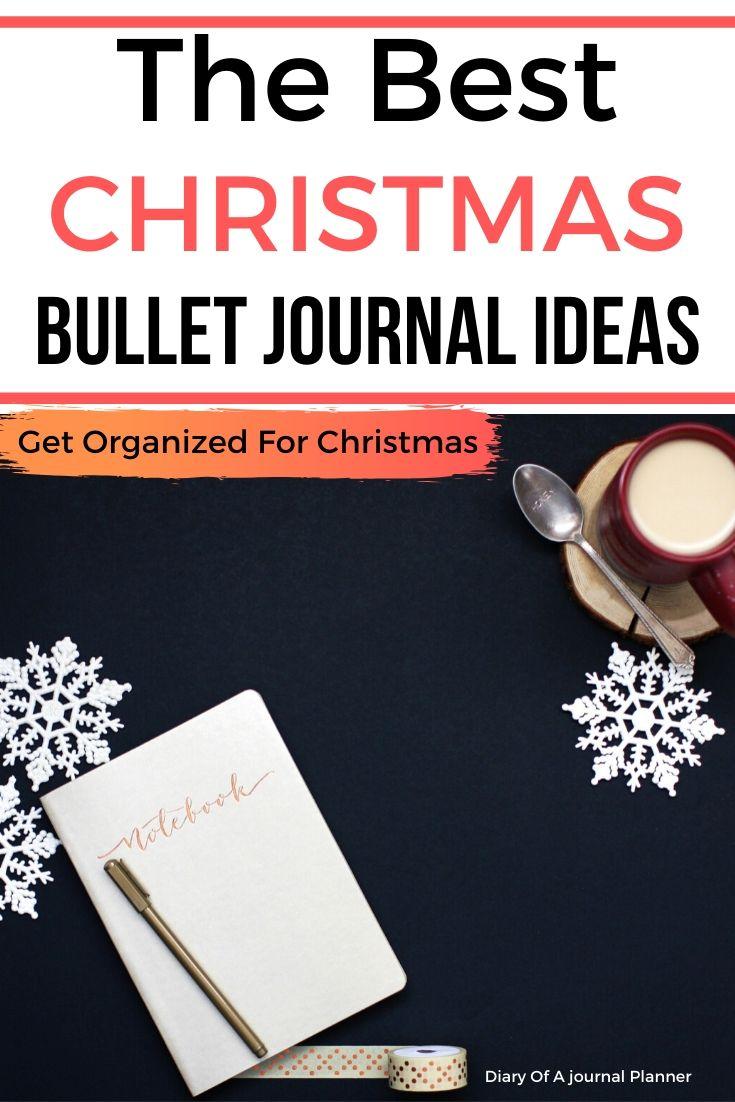 Christmas Bujo Ideas