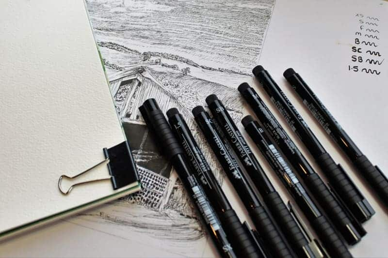 Doodle Art Supplies (21+ Products Perfect For Doodles lovers)