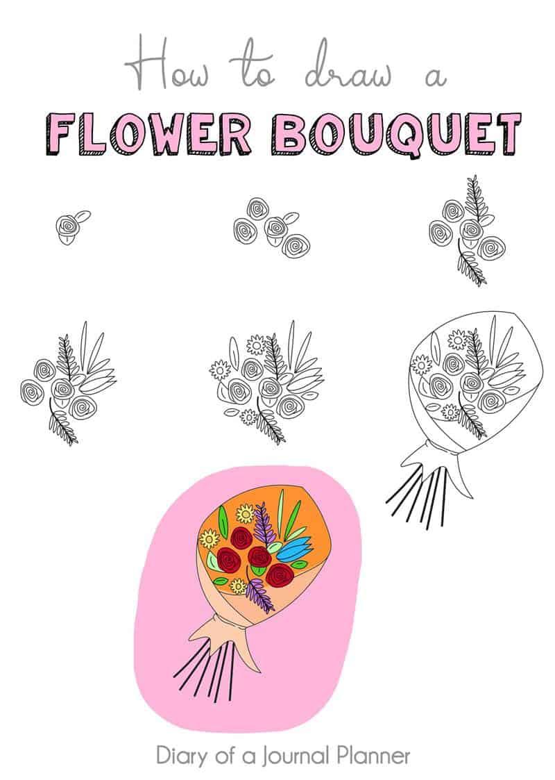 Flower bouquet foofle