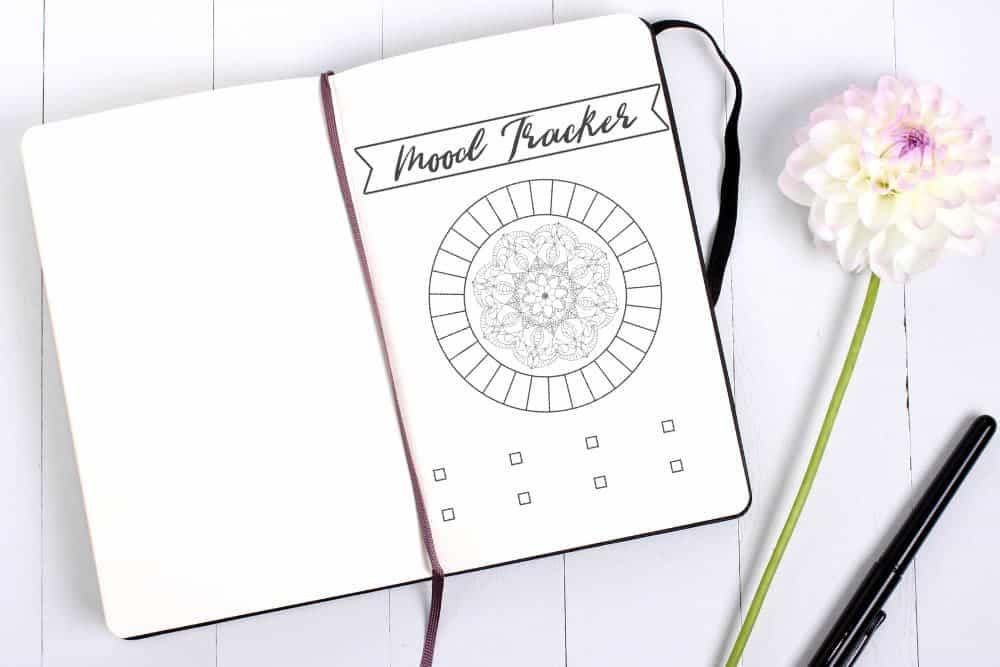 Mandala Mood Tracker