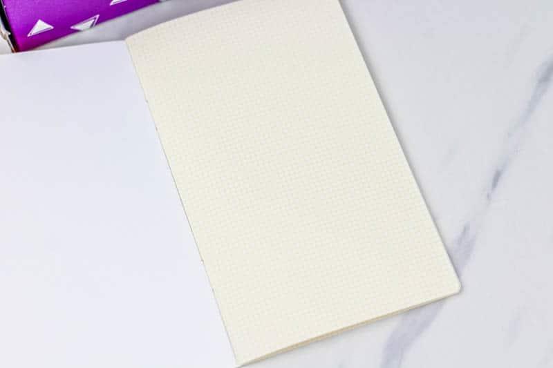 sakura notebook from little garden