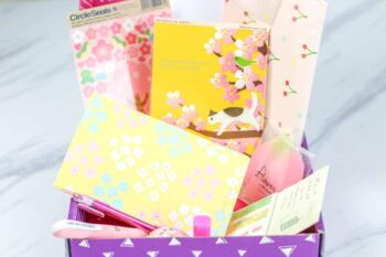 ZenPop stationery box review