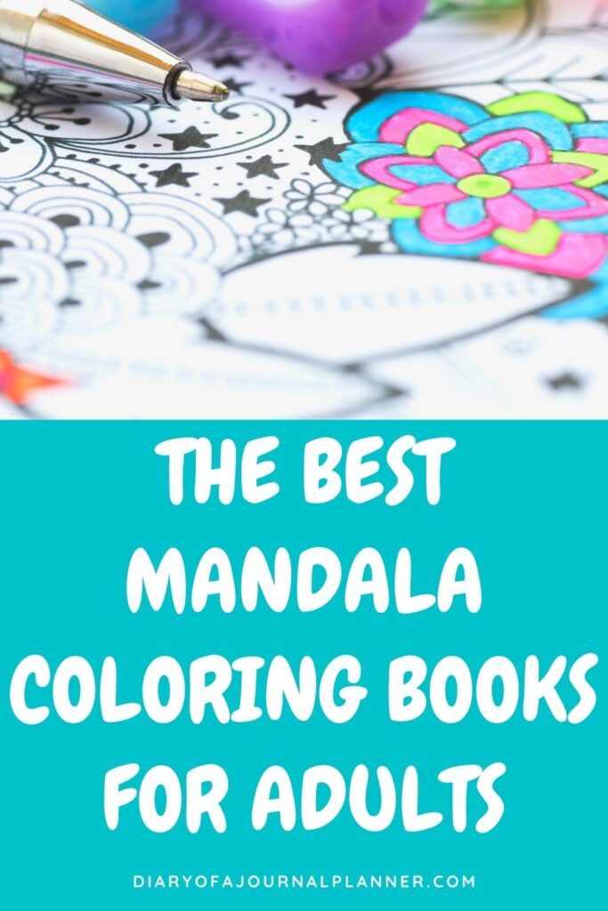 Mandala Coloring Books For Every Skill Level