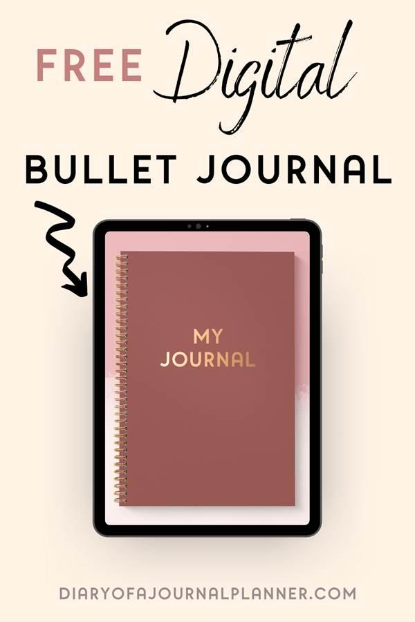 Digital Bullet Journal Guide